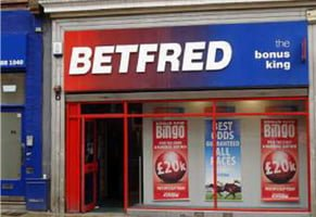 Betfred – Multi Site Roll Out Project
